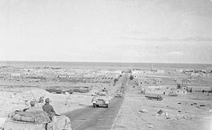 Battle of Mersa Matruh - Mersa Matruh, 1942