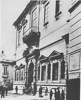 Natale Masuccio Italian architect