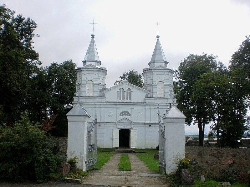 Kristaus atsimainymo bažnyčia