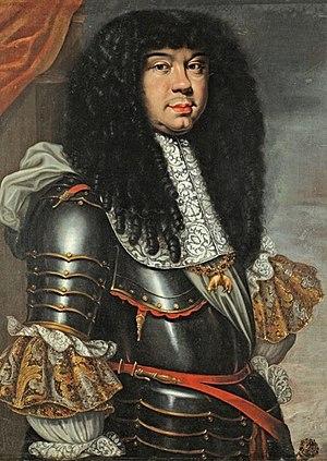 Polish–Lithuanian royal election, 1669 - Image: Michał Karybut Višniaviecki. Міхал Карыбут Вішнявецкі (D. Schultz, 1670)