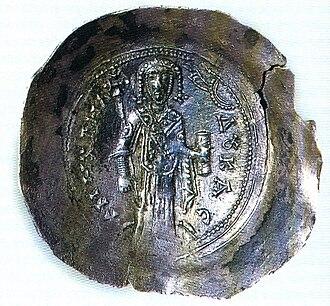 Michael II Komnenos Doukas - Trachy of Michael II