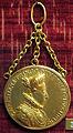 Michele mazzafirri, medaglia di ferdinando e cristina di lorena, 1592, verso (oro).JPG