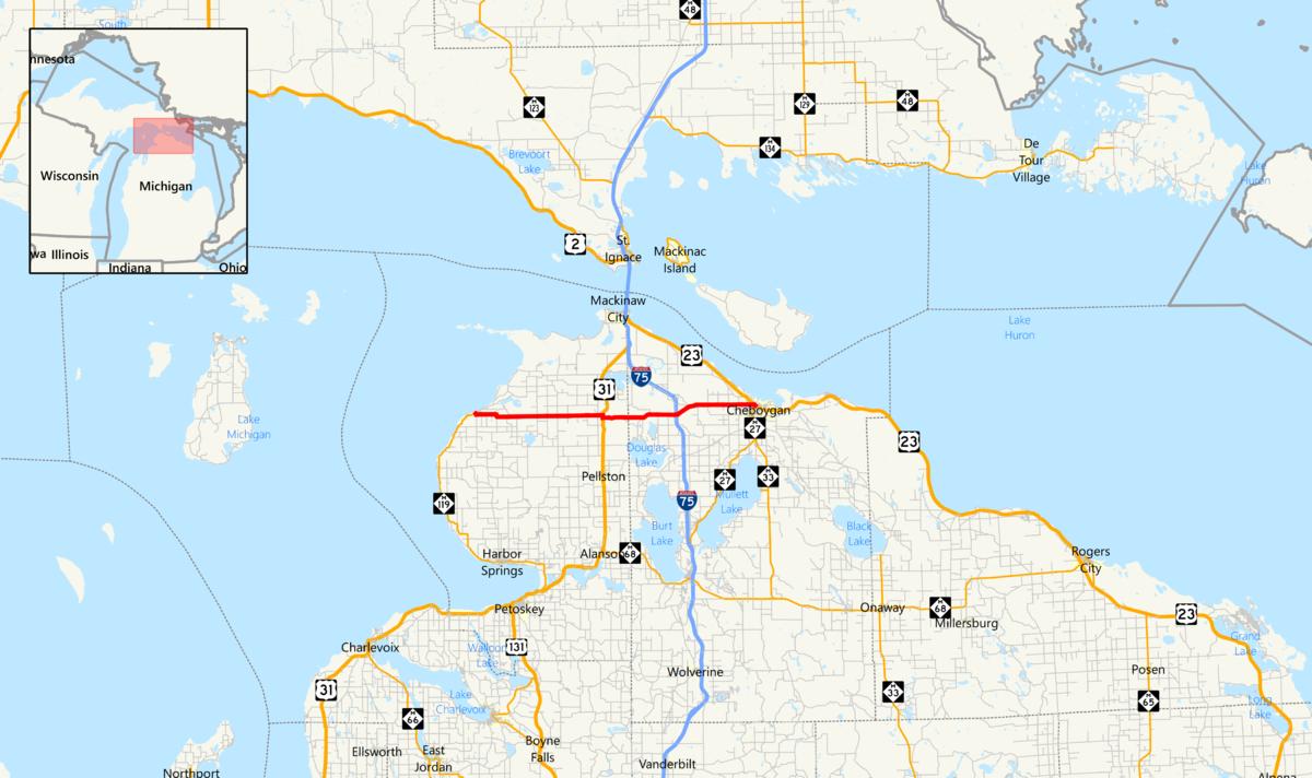 Michigan emmet county levering - Michigan Emmet County Levering 71