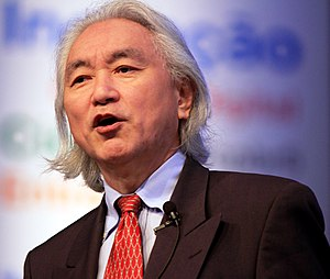 Michio Kaku - Kaku at ''Campus Party Brasil'' in 2012