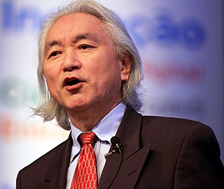 Michio Kaku American theoretical physicist, futurist and author