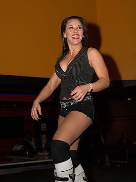 Mickie James in February 2014.jpg