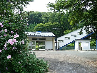 Midō Station - Midō Station in August 2006