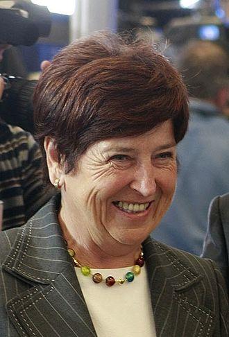 European Parliament election, 1999 (Belgium) - Image: Miet Smet 2009
