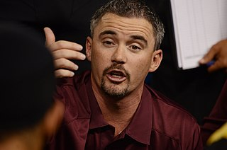 Mike Norvell American football coach