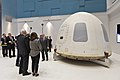 Mike Pence and New Shepard capsule 01.jpg