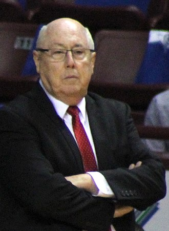 Mike Thibault - Thibault during the 2017 WNBA Semifinals