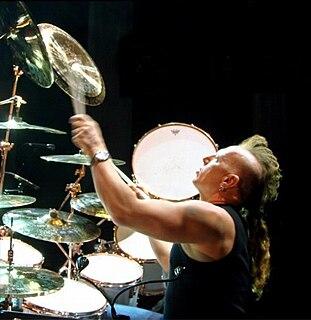 Mike Terrana American drummer