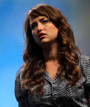 Milana Vayntrub - Vayntrub at VidCon in 2012