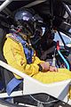 Military Child of the Year, driver meet for laps around track 160630-M-JF010-965.jpg