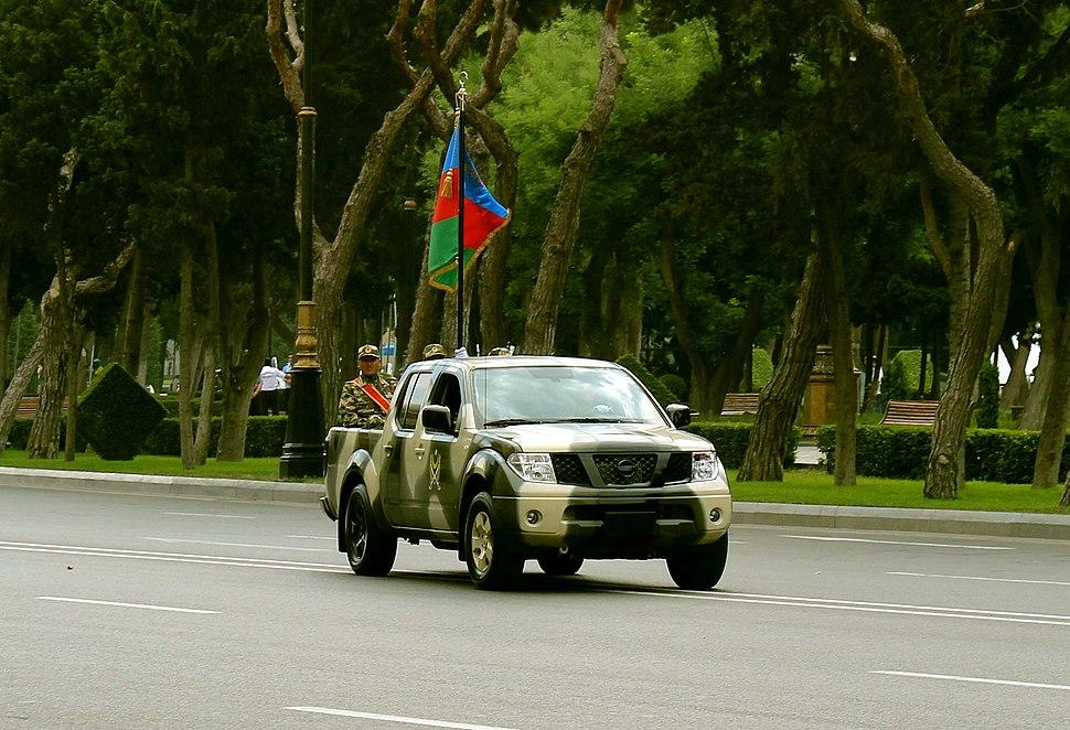 Military parade in Baku 2013 1