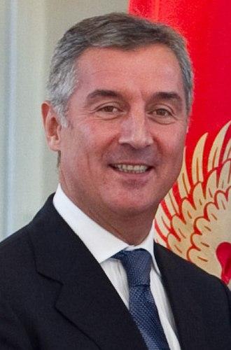 President of Montenegro - Image: Milo Đukanović in 2010 (cropped)