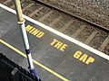 Mind the gap - geograph.org.uk - 442542.jpg