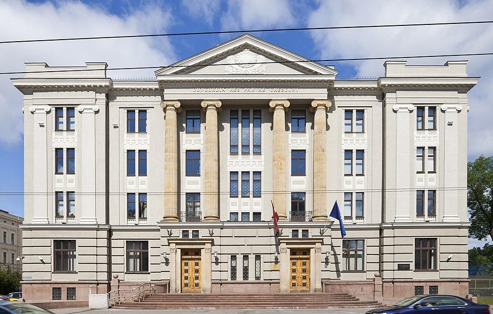 Ministerio de Asuntos Exteriores, Riga, Letonia, 2012-08-07, DD 01