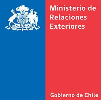 Ministry of Foreign Affairs (Chile) - Logo of the Ministry of Foreign Affairs