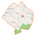 Mirów (gmina) location map.png