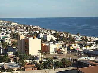 Puerto Peñasco - Image: Mirador puerto peñasco