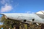 Mirage III à l'entrée de Buc dans les Yvelines en 2013 - 04.jpg