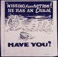 Missing from Action^ He has An Excuse Have You^ - NARA - 534640.tif