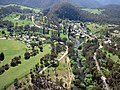Mitta Mitta township from the air.jpg