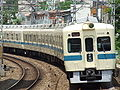 Model 5000-Fifth of Odakyu Electric Railway.JPG