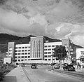 Modern gebouw in Caracas in Venezuela, Bestanddeelnr 252-8465.jpg