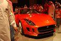 Mohammed Yousuf Naghi Motors unveils Jaguar F-TYPE in Jeddah, KSA (9004331939).jpg