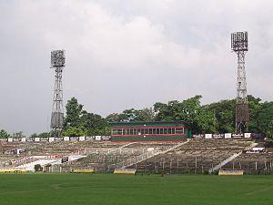 Mohun Bagan A.C. - Mohun Bagan Ground: Mohun Bagan's training ground