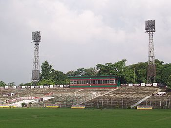 English: Mohun Bagan AC ground. Photo taken an...