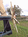 Molen Zuidhollandse molen, Hank, kruiwiel (1).jpg