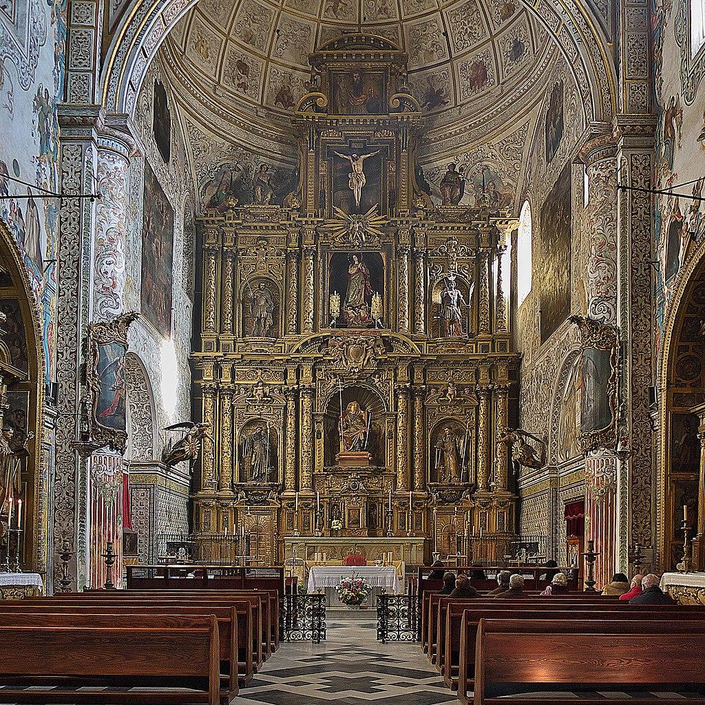 Monasterio de San Clemente (Sevilla). Iglesia.jpg