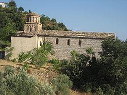 Monastero lato ristrutturato
