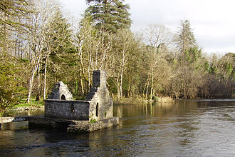 Cong Abbey - Image: Monks Fishing House