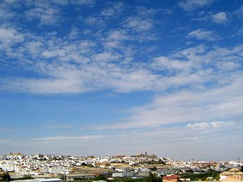 View of Montilla
