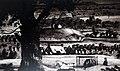 Montréal 1803. La butte de la Citadelle depuis un flanc du mont Royal. (6791064522).jpg
