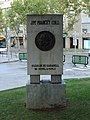 Monumento al alcalde Marcet - Vista posterior.JPG