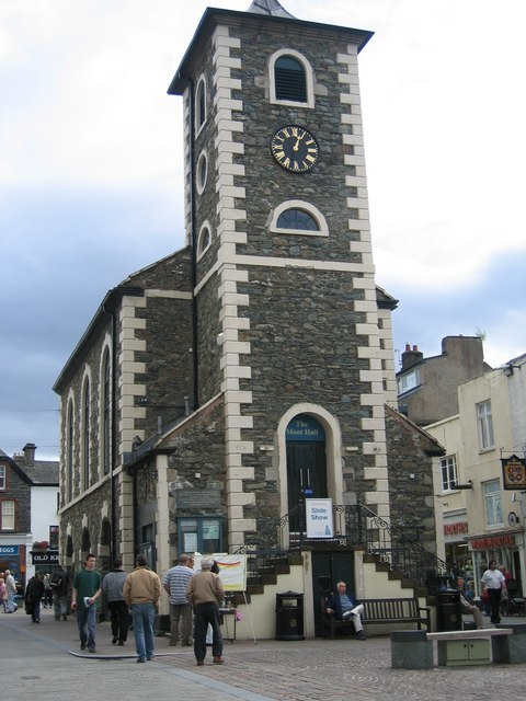 Moot Hall, Keswick - geograph.org.uk - 609044