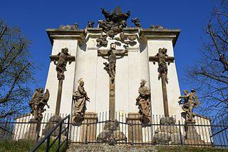 Kalvárie na Křížovém vrchu
