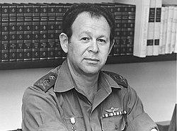 Mordechai Gur, Chief of General Staff.jpg