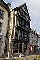 Morlaix - Maison de la duchesse Anne - PA00090135 - 001.jpg