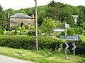 Mosewick farm and Batchelor's Bridge road signs 2008 - geograph.org.uk - 813140.jpg