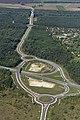 Mosoni-duna híd és az oda vezető út, légi fotó.jpg