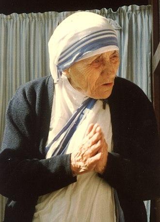 Mental prayer - Mother Teresa