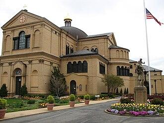 Culture of Washington, D.C. - Mt. St. Sepulchre Franciscan Monastery