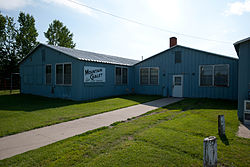 Mountain Chalet - Mountain, North Dakota 7-26-2009.jpg