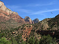 Mountains in Zion National Park, Utah.jpg